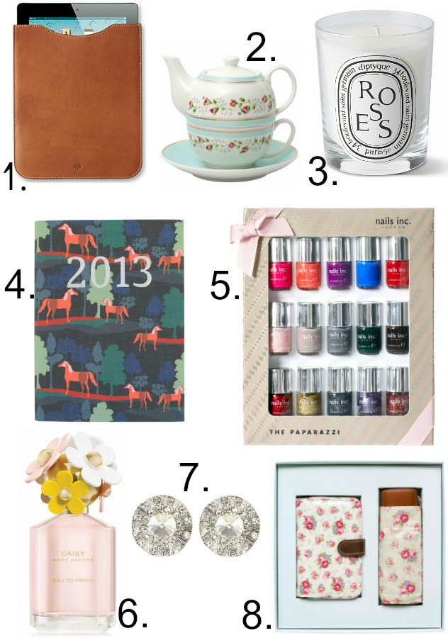 Christmas Gift Ideas For Girls - Retail Assist