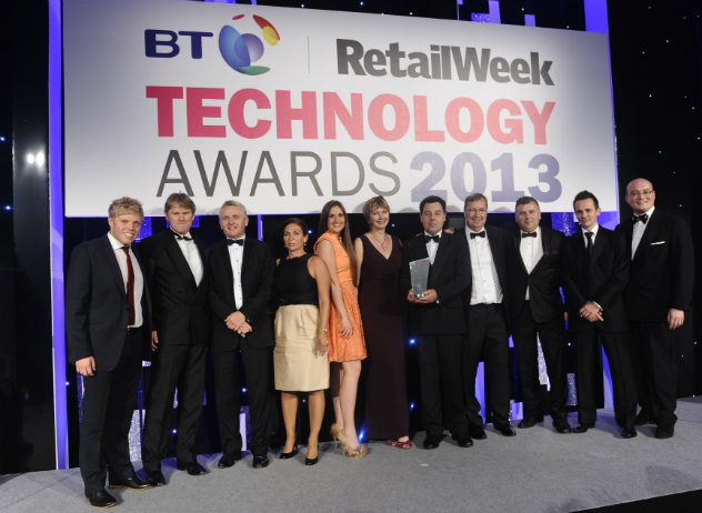retail week technology awards, supply chain excellence, jacques vert, retail assist, award winning retail supply chain solution