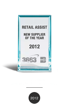 Retail Assist Awards - New Supplier Of The Year Awards