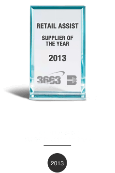Retail Assist Awards - Supplier Of The Year Awards