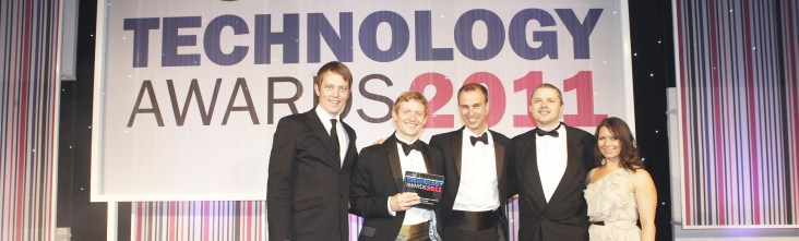 Retail Assist, Whistles and BT Expedite win 'Investigo Project Implementation of the Year' at the Retail Week Technology Awards 2011