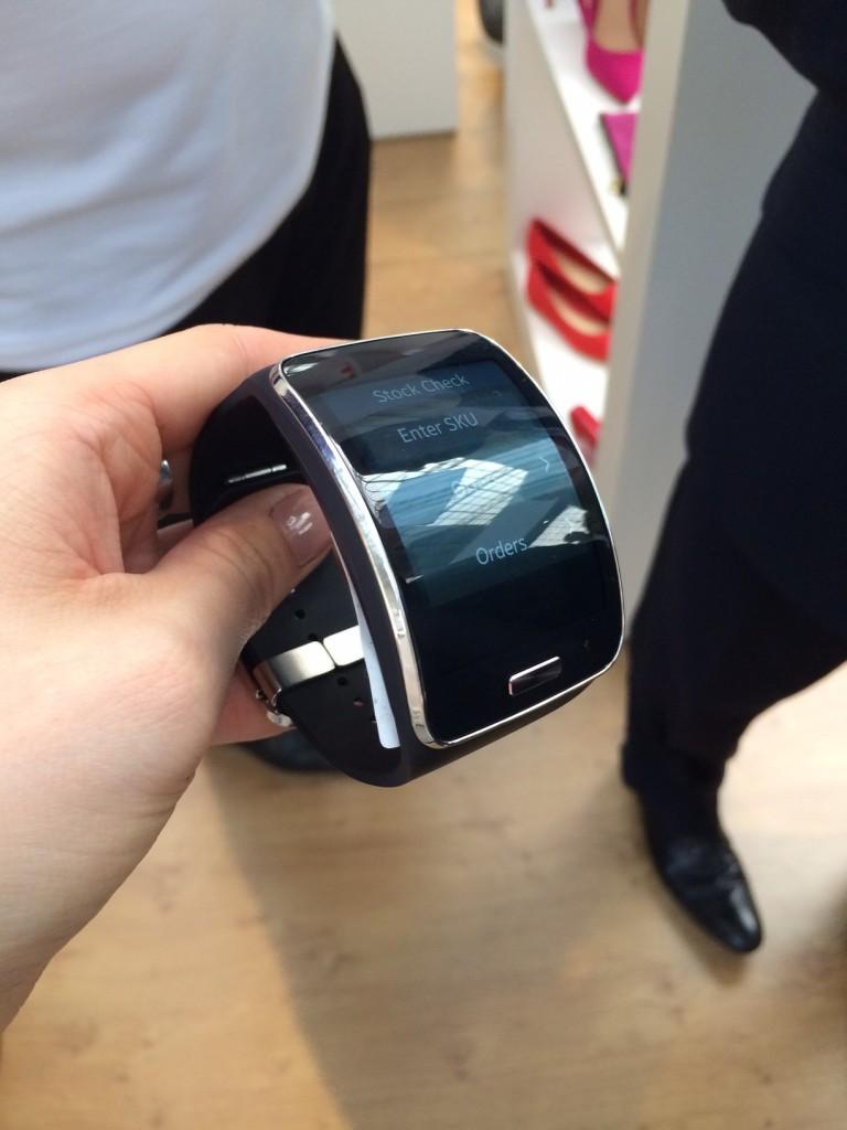 RBTE Samsung Gear S