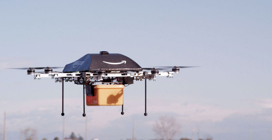 drone same day delivery