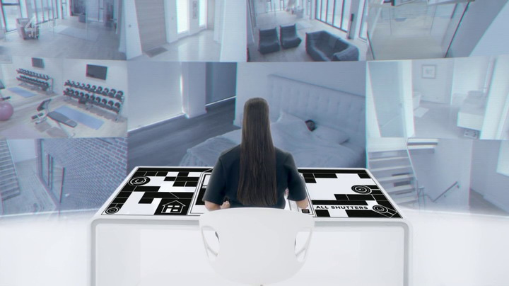 Black Mirror IoT control