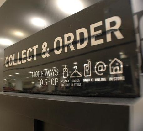 Click and Collect Retail IT Services