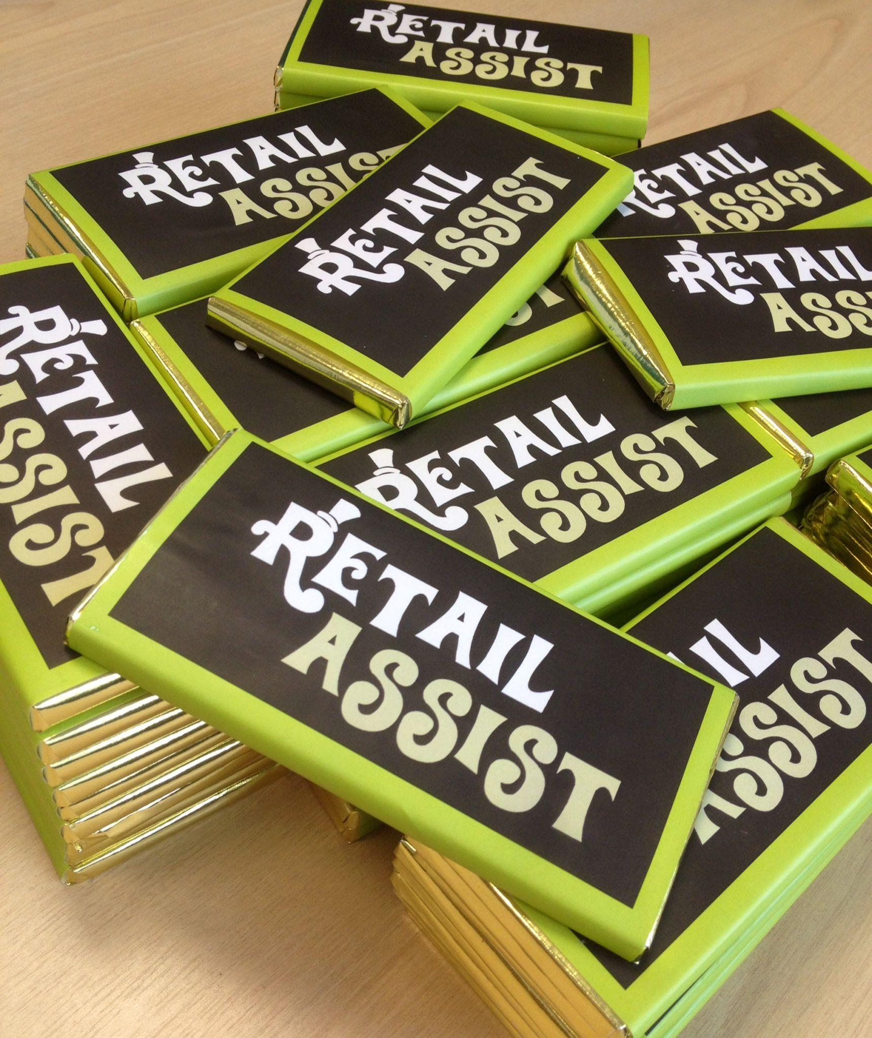 Retail Assist Golden Ticket