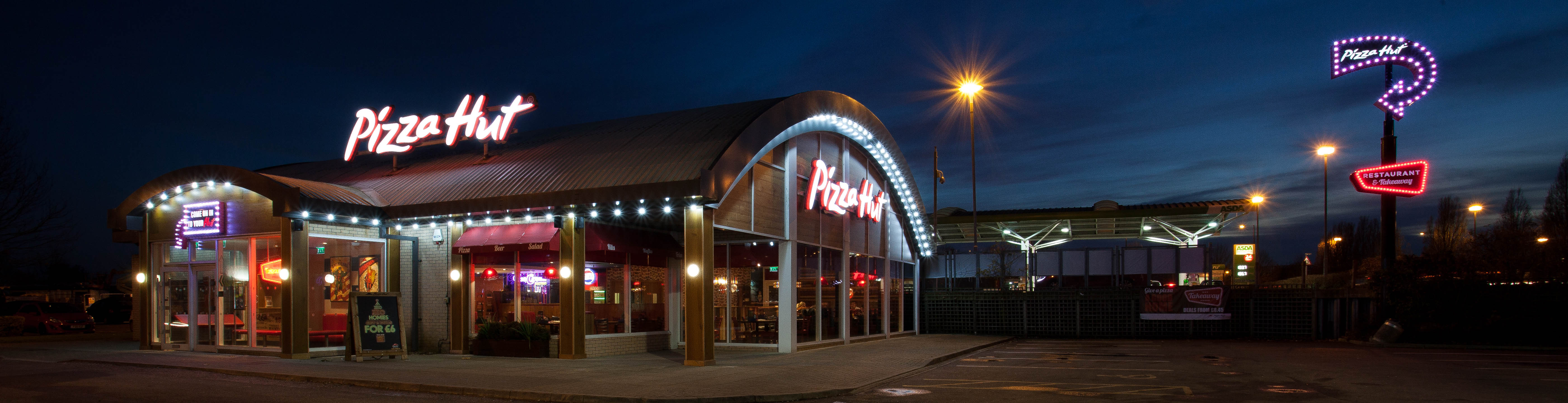 Retail Assist Gets A Slice Of The Action With Pizza Hut