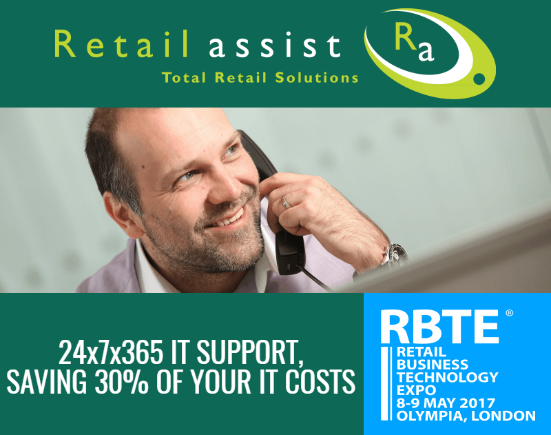 retail IT support