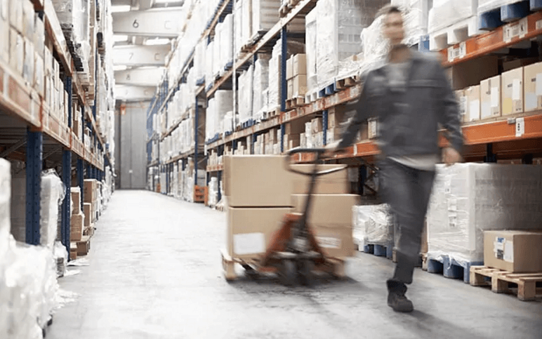 omnichannel warehouse