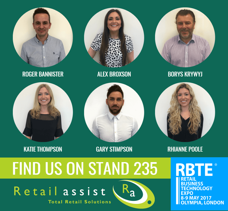 RBTE 2017 Retail Assist