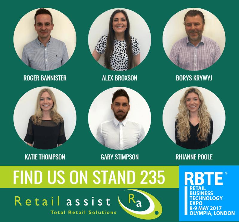 RBTE 2017 Retail Assist