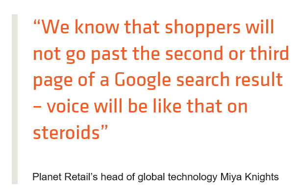 retail technology miya knights