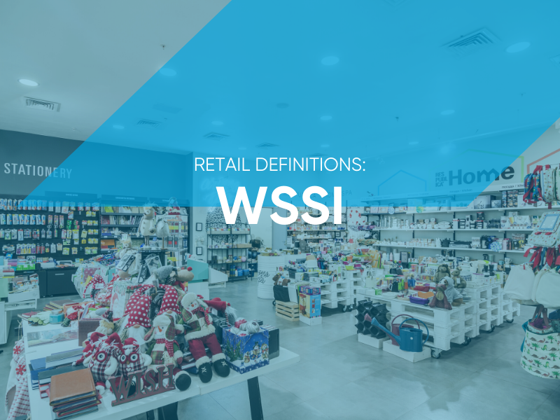 Retail Definitions: WSSI