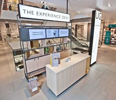 store of the future experience