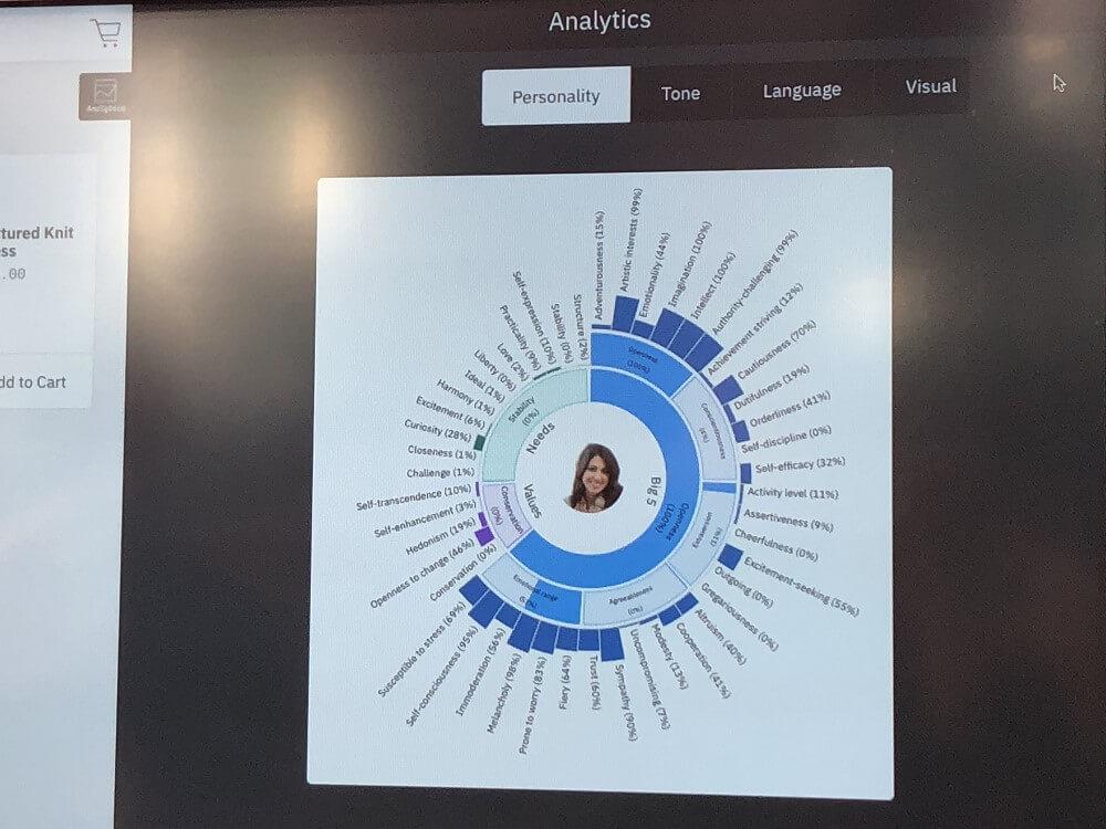 NRF 2018 IBM Watson