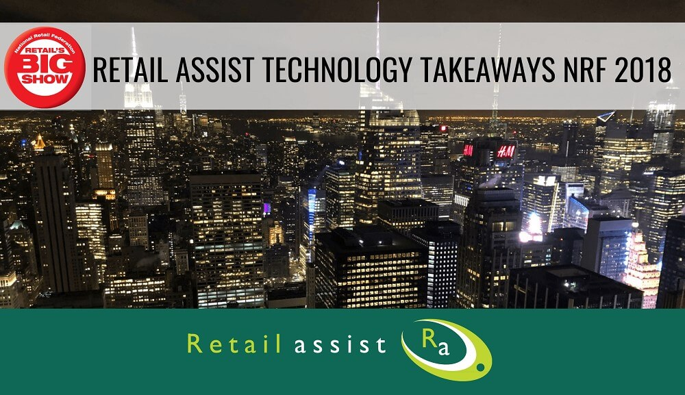 NRF 2018 Retail Assist