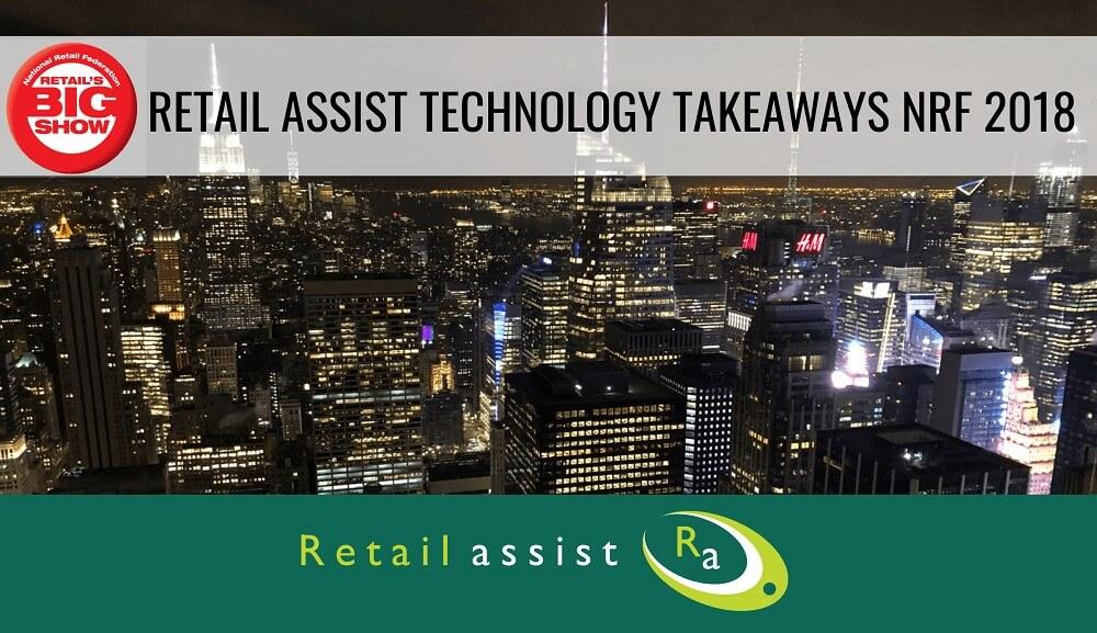 NRF 2018 Retail Assist