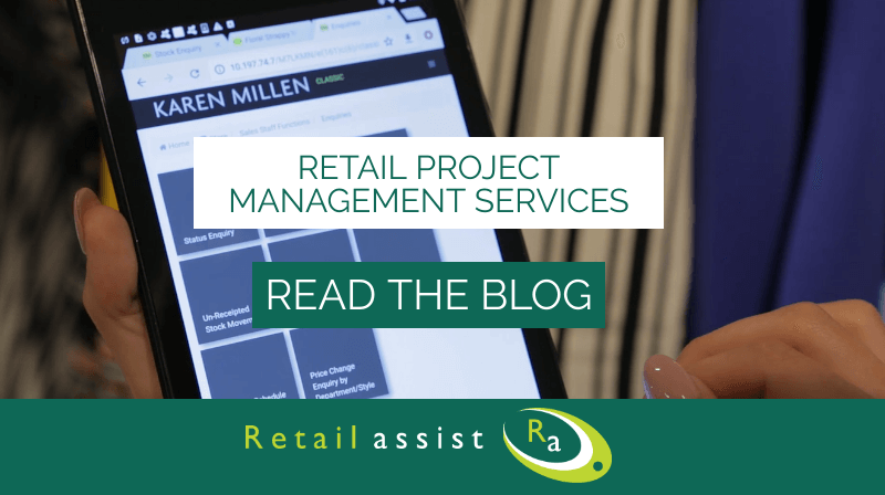 Retail Project Management Services
