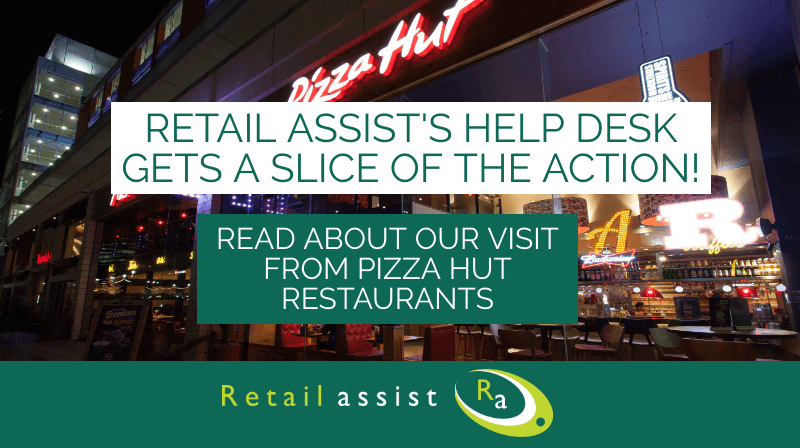 Pizza Hut visit Retail Assist
