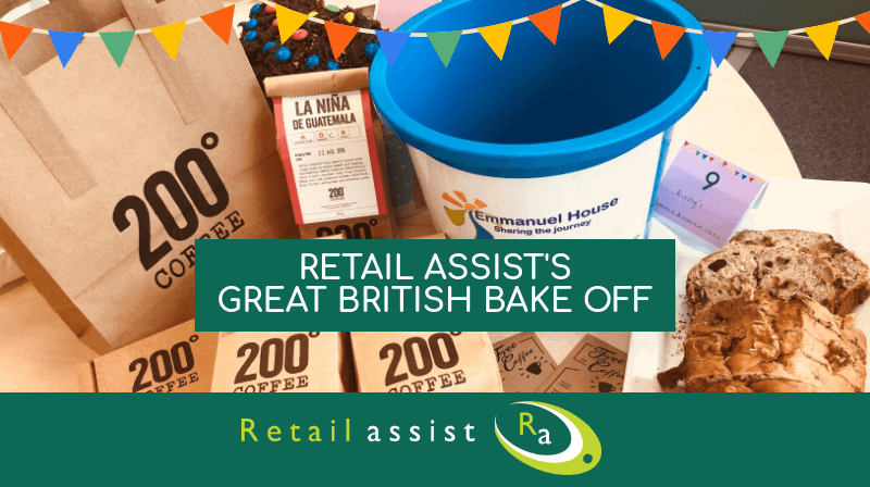 Retail Assist's Great British Bake Off