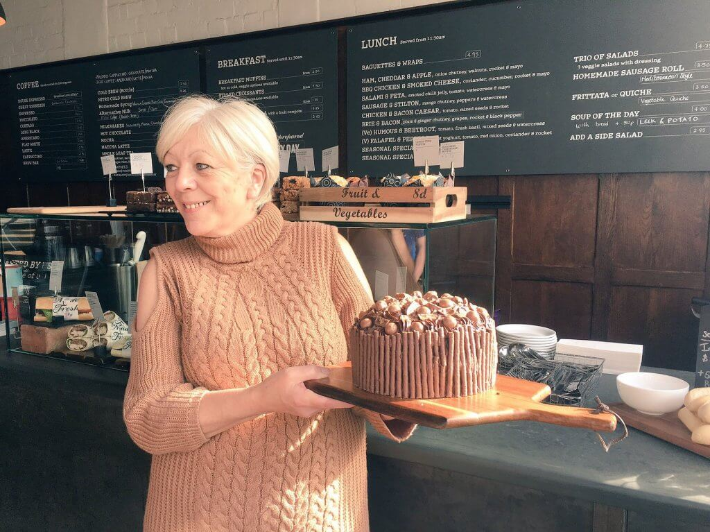 Great British Bake Off Retail Assist