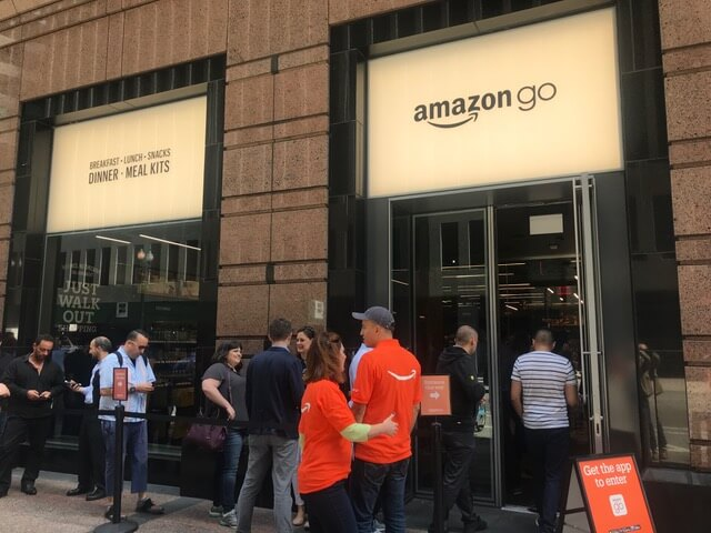 is Amazon Go the future of bricks-and-mortar stores?
