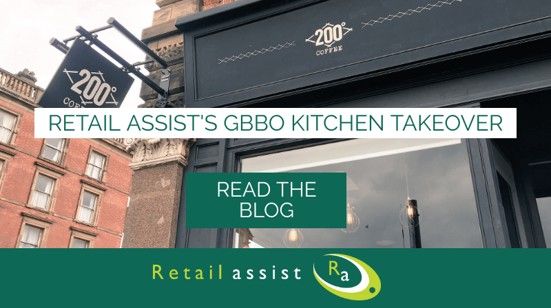 Retail Assist's Great British Bake Off Takeover