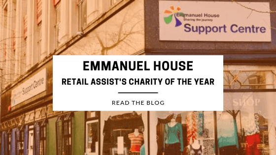 Charity, Emmanuel House, Fundraising, Retail Assist