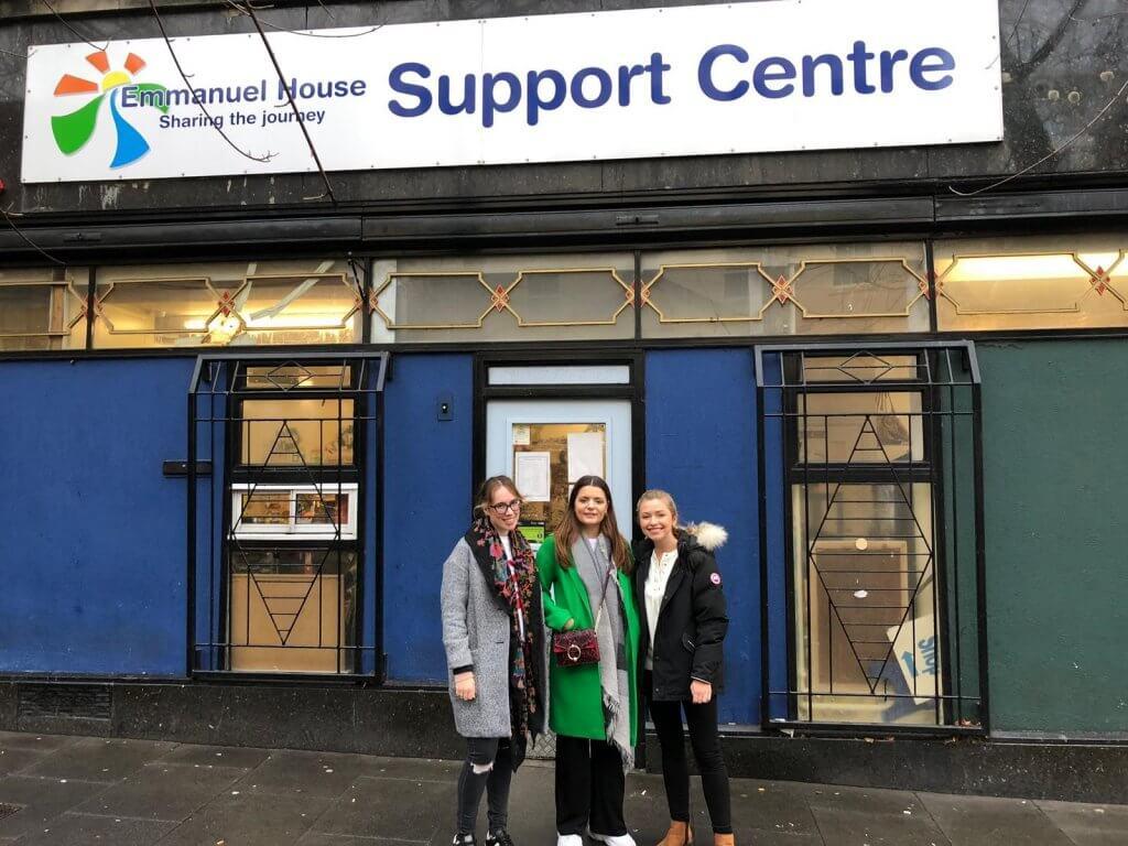 Emmanuel House, fundraising, Christmas, Nottingham