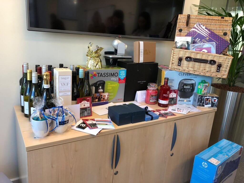 charity, raffle, gifting, fundraising, emmanuel house, raising money