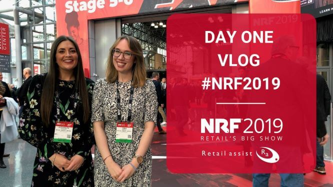 NRF Vlog Day one 2019