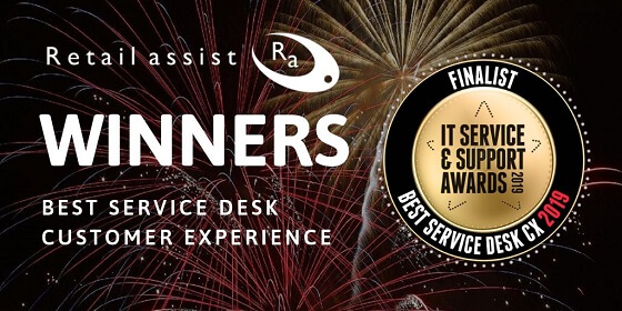 SDI Best Service Desk Customer Experience 2019