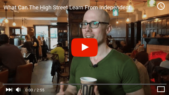 What Can the High Street Learn from Independent Retailers? 00 Degrees