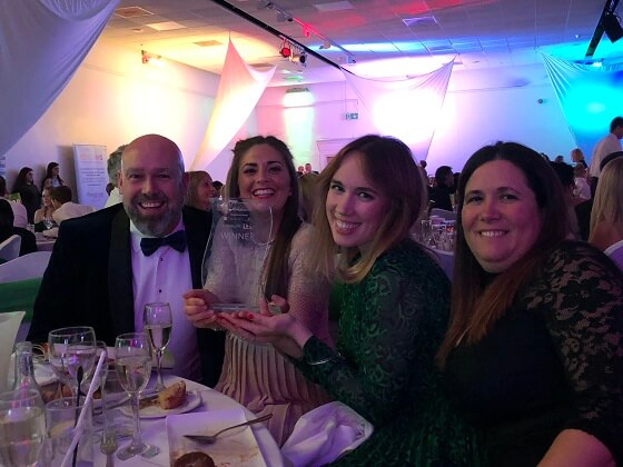 Nottingham Post Business Awards 2019