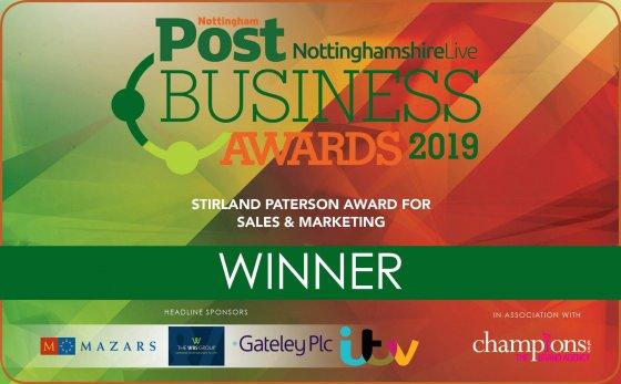 Nottingham Post Business Awards 2019