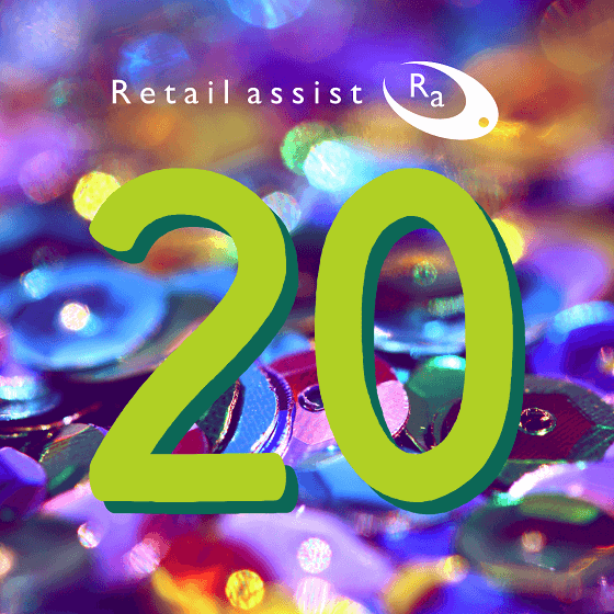 Here's to the next 20 years | Retail Assist