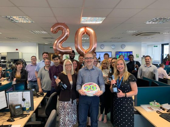 Now We Are 20! Retail Assist Celebrates a Double Decade
