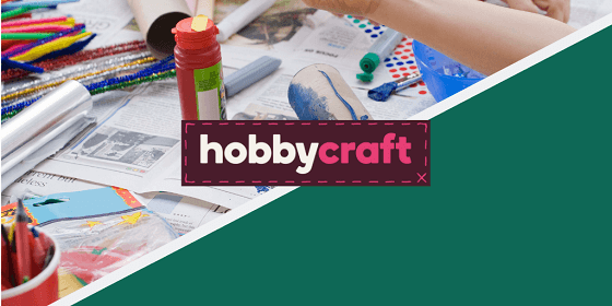 Hobbycraft Celebrates Renewed Contract with Retail Assist