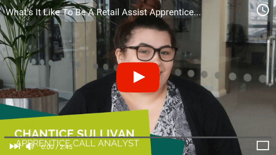 What's It Like To Be A Retail Assist Apprentice?