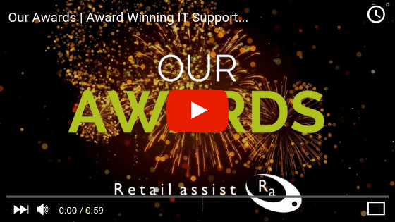 Our Awards | Award Winning IT Support For Retail & Hospitality
