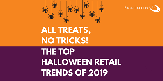 The Top Halloween Retail Trends of 2019