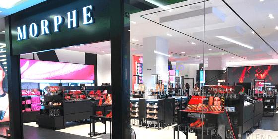 Retail Assist Welcomes Cosmetics Powerhouse, Morphe