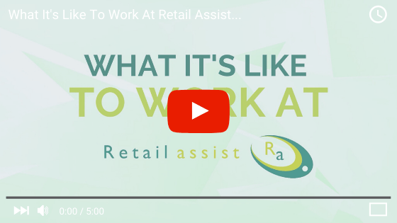 What It's Like To Work At Retail Assist Video