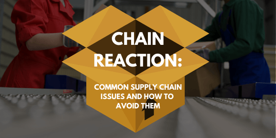 Common Supply Chain Issues and How to Avoid Them