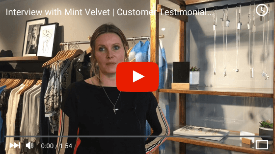 Mint Velvet Customer Testimonial Video