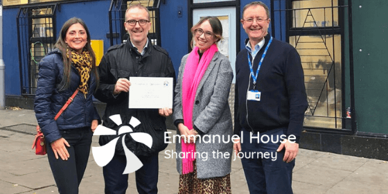 Sponsoring a Day at Emmanuel House