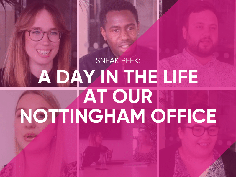 A Day In The Life At Retail Assist's Nottingham Office