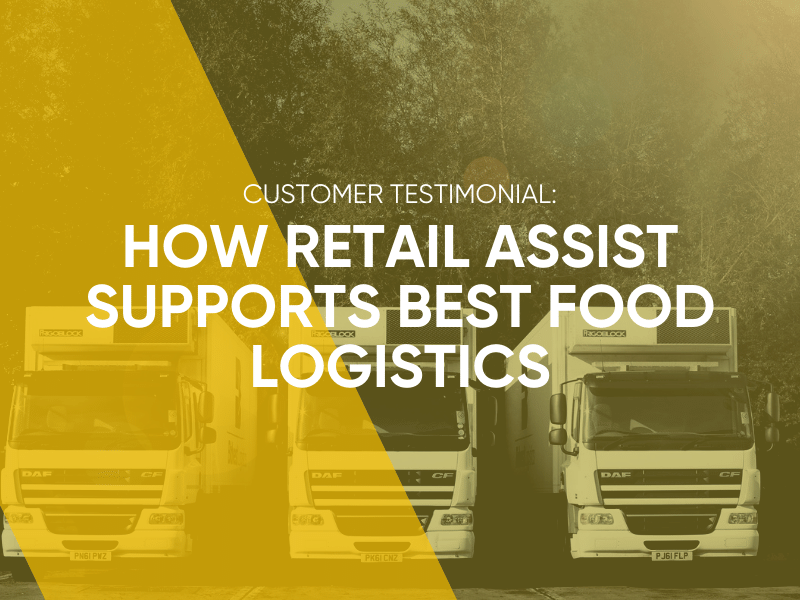 Best Food Logistics Customer Testimonial