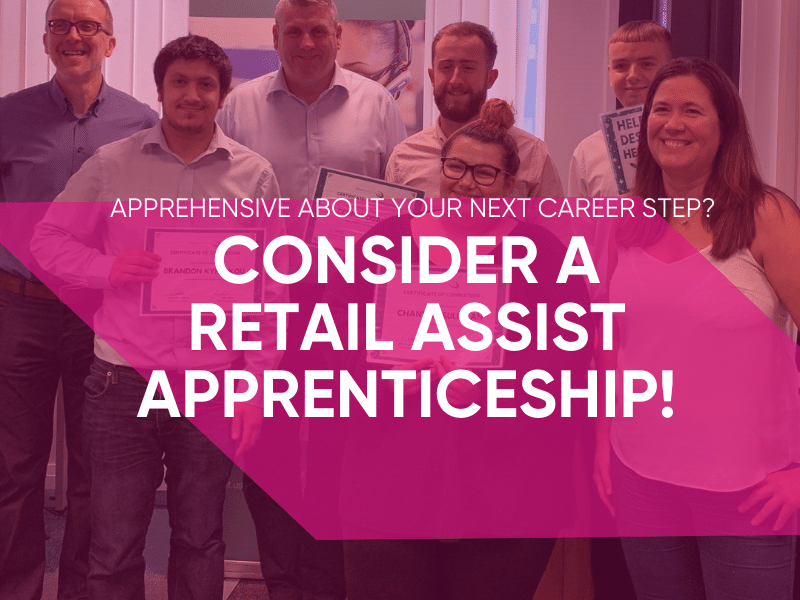 Consider A Retail Assist Apprenticeship