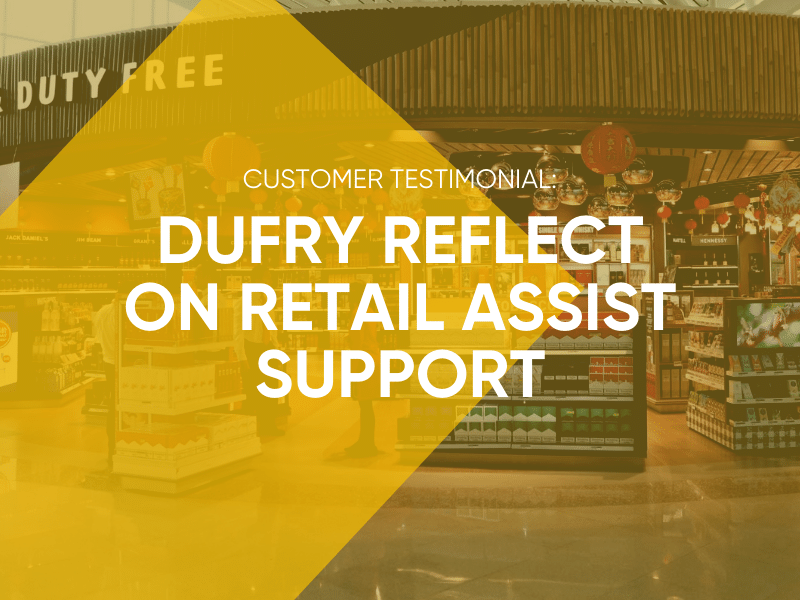 Dufry Customer Testimonial